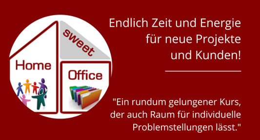 Dein Online-Kurs fürs Home-Office