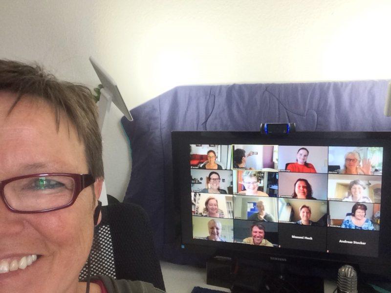 Virtuelles CoWorking