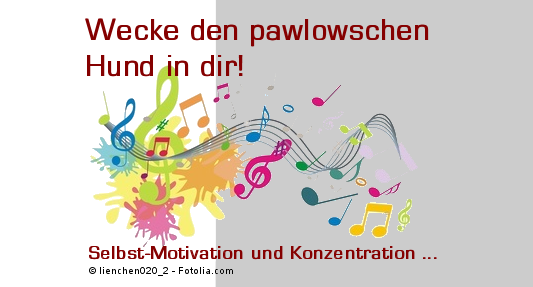 Motivation Pawlowscher Hund