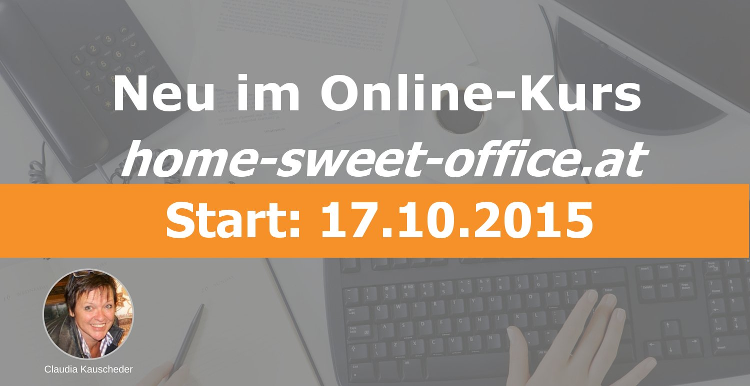 Dein optimales Selbstmanagement im Home-Office