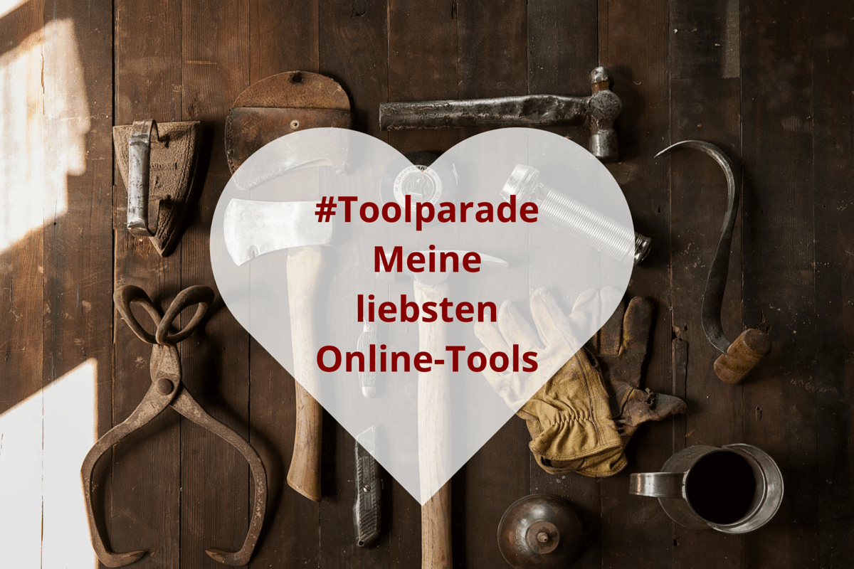 Online-Tools #Toolparade