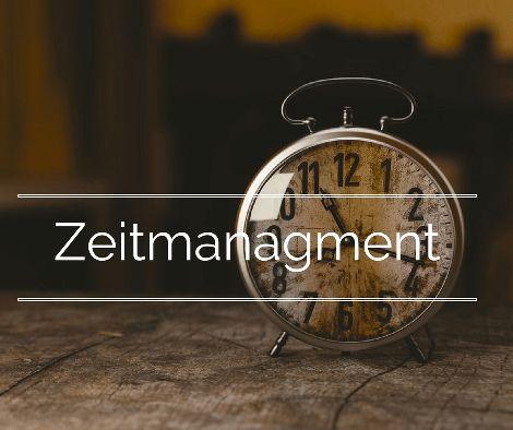 Zeitmanagement für deinen Redaktionsplan