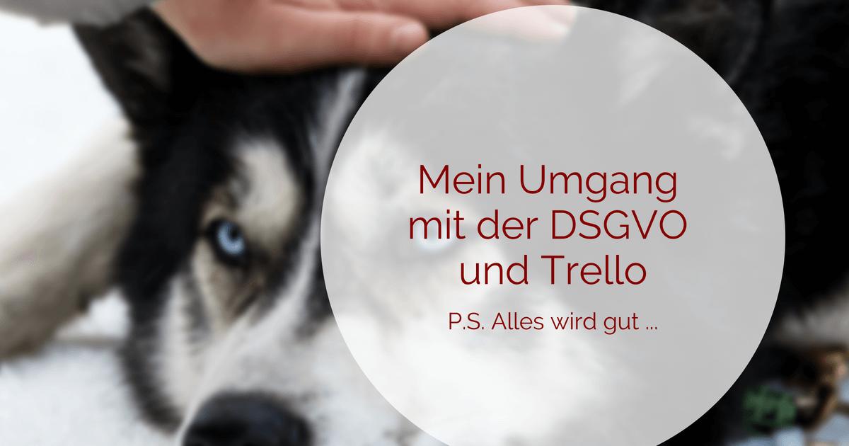 Trello und die DSGVO