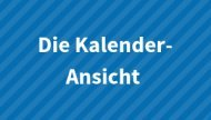 Die Kalender-Ansicht in Trello-Boards