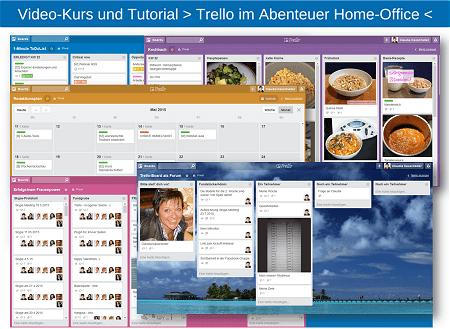 Online-Tool Trello