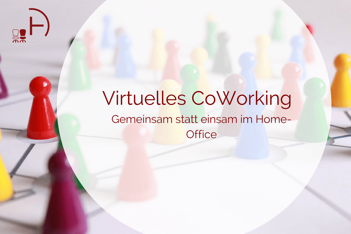 virtuelles coworking