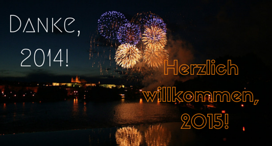 Willkommen, 2015!