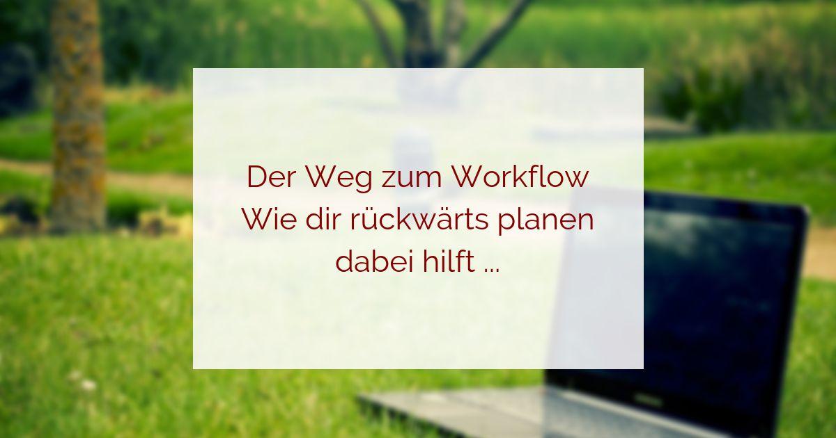 Workflow entwickeln