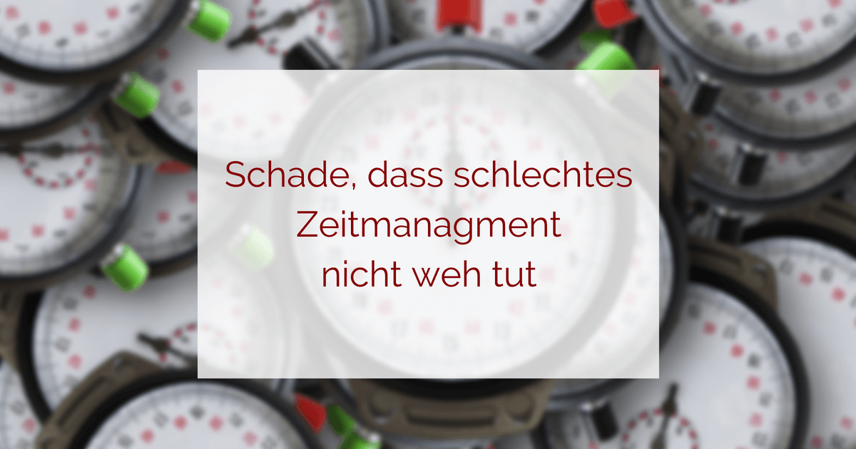 Zeitmanagement im Home-Office