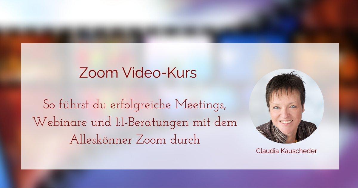Zoom-Anleitung und Tutorial